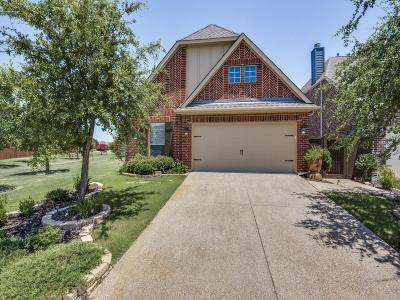 McKinney Single Family Home Active Option Contract: 9516 Deerhurst Place