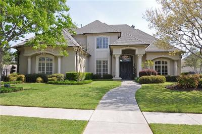 Plano TX Single Family Home Active Option Contract: $1,374,900