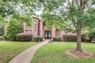 Colleyville Single Family Home For Sale: 5507 Dusty Court