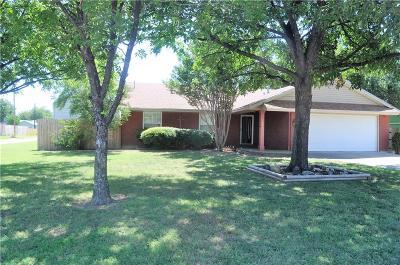 Graham Single Family Home For Sale: 1001 Carolina Street