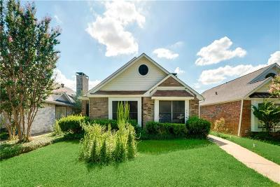 Lewisville Single Family Home Active Contingent: 2016 Pheasant Drive