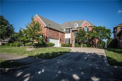 Rowlett Single Family Home For Sale: 10014 Waterview Parkway