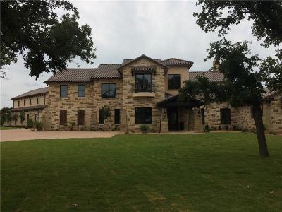Millsap Single Family Home For Sale: 2067 Doss Road
