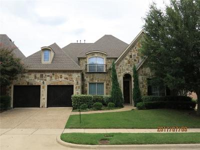 Allen Rental For Rent: 1832 Canyon Court