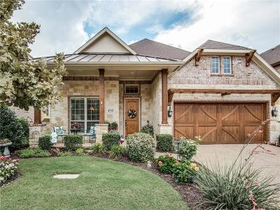 Stone Bridge Oaks Single Family Home For Sale: 4715 Taylor Lane