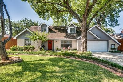 Farmers Branch Single Family Home For Sale: 2908 Selma Lane