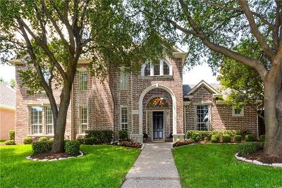 Plano Single Family Home Active Option Contract: 5729 Clarendon Drive