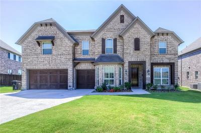 Frisco Single Family Home Active Option Contract: 4463 Chantilly Lane