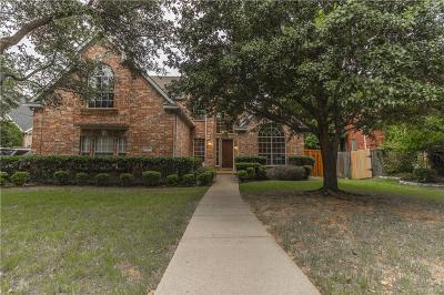 Flower Mound Single Family Home For Sale: 617 Somerset Drive