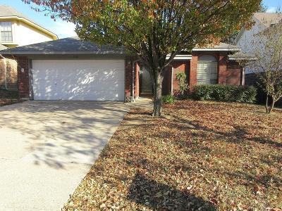 Arlington Single Family Home For Sale: 2105 Foley Drive
