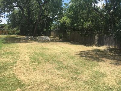 Dallas Residential Lots & Land For Sale: 1974 Angelina Drive