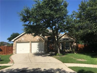 McKinney Single Family Home Active Contingent: 308 Turtle Court