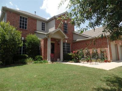 Fort Worth TX Single Family Home For Sale: $294,900