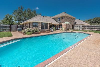 Keene Single Family Home For Sale: 2716 N Hill Terrace