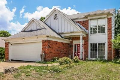 Arlington Single Family Home For Sale: 102 Juniper Drive