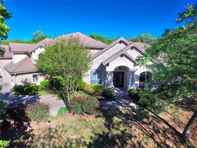 Flower Mound Single Family Home For Sale: 8601 Riviera Court