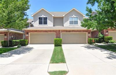 Plano Townhouse Active Option Contract: 7037 Van Gogh Drive