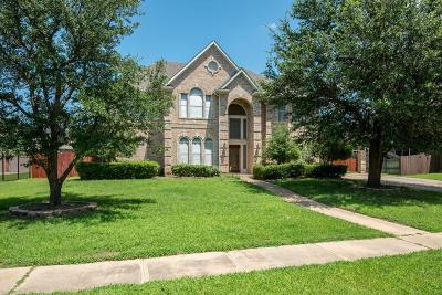 Southlake Single Family Home Active Option Contract: 207 Bob O Link Drive