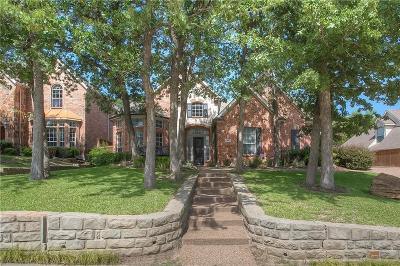 Keller Single Family Home For Sale: 708 Lakeway Drive