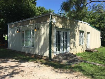 Somervell County Single Family Home Active Contingent: 1215 County Road 315