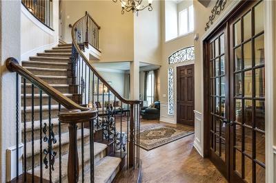 Prosper Single Family Home For Sale: 1101 Twin Oaks Drive