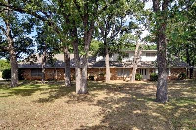 Dalworthington Gardens Single Family Home Active Option Contract: 3212 Sunset Lane