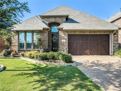 Frisco Single Family Home Active Option Contract: 3071 Reynolds Lane