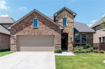 McKinney Single Family Home Active Option Contract: 10812 Capri Drive