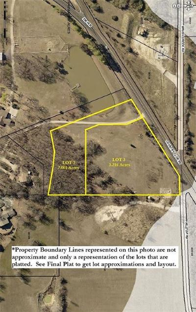 Argyle Residential Lots & Land For Sale: 5355 Country Club Lot 2