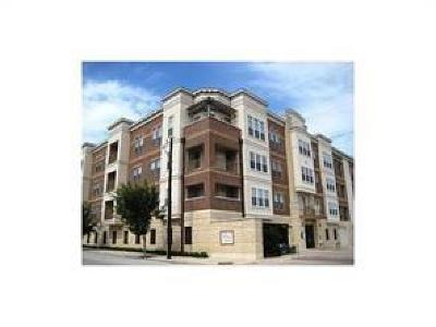 Plano Condo For Sale: 800 E 15th Street #302