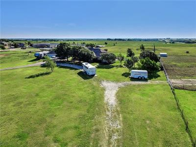 Celina Single Family Home Active Option Contract: 8772 County Road 101