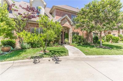 River Oaks Townhouse For Sale: 5212 Park Drive