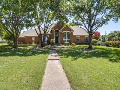 McKinney Single Family Home For Sale: 103 Dove Creek