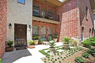Frisco Townhouse Active Option Contract: 6836 Livorno Lane
