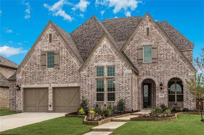 Flower Mound Single Family Home For Sale: 6640 Roughleaf Ridge