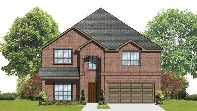 Single Family Home For Sale: 1705 Cattleman Street