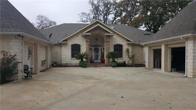 Terrell Single Family Home For Sale: 12217 Fm 2728