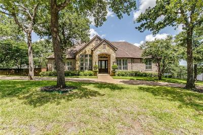 Burleson Single Family Home For Sale: 216 SW Brushy Mound Road