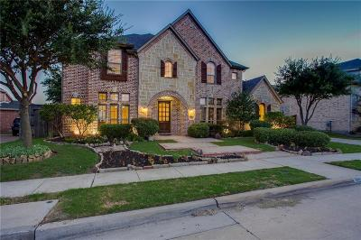 Rockwall Single Family Home For Sale: 1180 Crestcove Drive