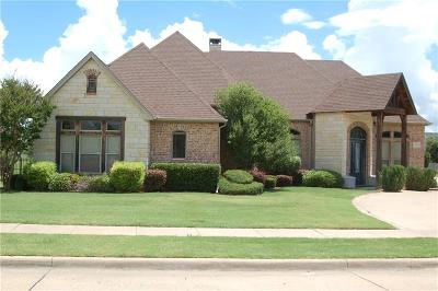 Ennis Single Family Home For Sale: 2700 Saint Andrews Circle