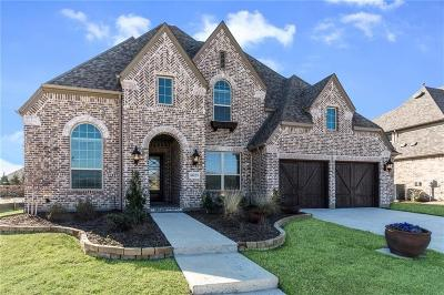 Flower Mound Single Family Home For Sale: 6625 Roughleaf Ridge