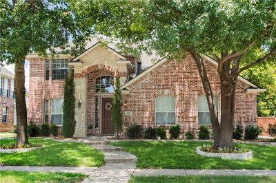McKinney Single Family Home Active Option Contract: 605 Coralberry Drive