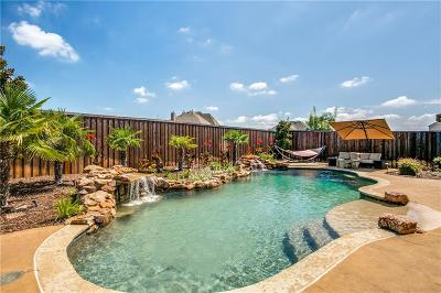 Frisco Single Family Home Active Option Contract: 13948 Pomegranate Drive