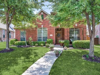 Frisco Single Family Home Active Option Contract: 2425 Thorntree Drive