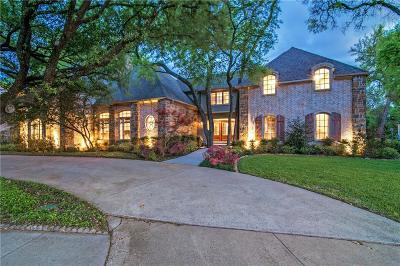 Richardson Single Family Home For Sale: 415 Fall Creek Drive