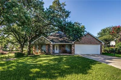 Lake Dallas Single Family Home For Sale: 106 Hillcrest Street