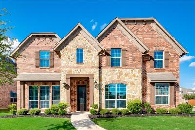 Frisco Single Family Home Active Option Contract: 1596 Dutch Hollow Drive