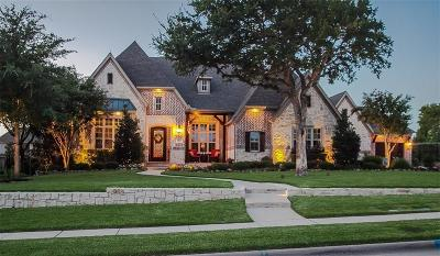 Mckinney Single Family Home Active Option Contract: 1005 Stone Cottage Lane