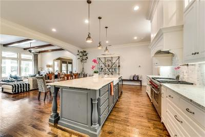 McKinney Single Family Home For Sale: 6400 Carlton Court