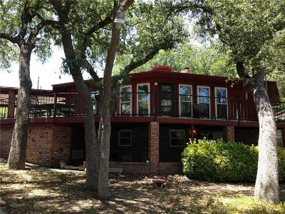 Brownwood Single Family Home For Sale: 9026 Wildwood Trail